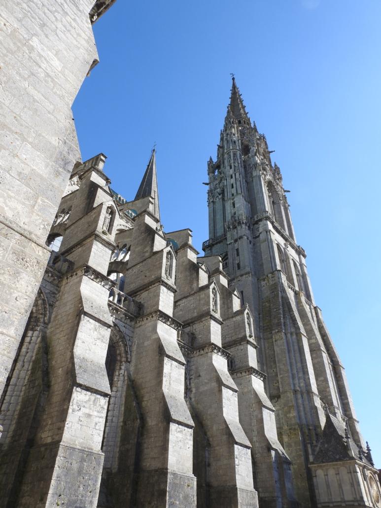 Slechts 30 jaar voor een kathedraal!